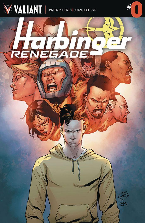 HARBINGER RENEGADE #0 - #8 (OF 8) SET