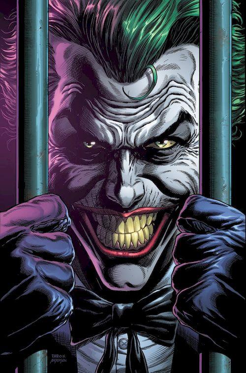 BATMAN THREE JOKERS #2 (OF 3) PREMIUM VARIANT D BEHIND BARS ÖN SİPARİŞ KAPORA ÖDEMESİ