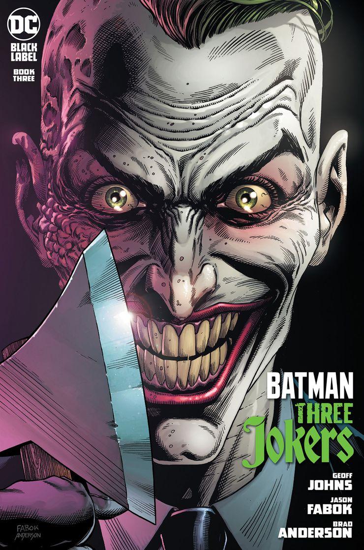 BATMAN THREE JOKERS #3 (OF 3) PREMIUM VARIANT I ENDGAME MOHAWK ÖN SİPARİŞ KAPORA ÖDEMESİ