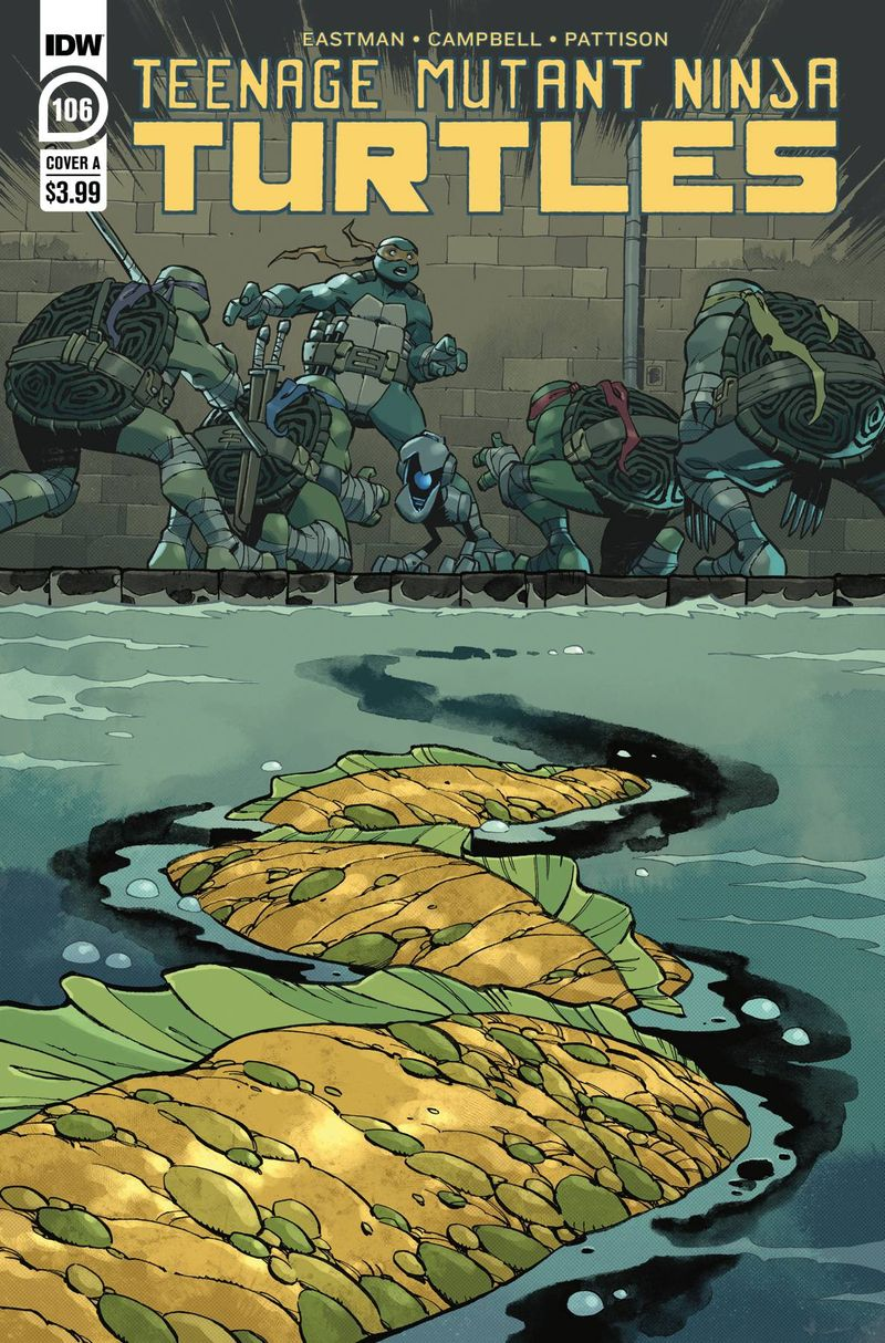 TMNT ONGOING #106 COVER A DANIEL