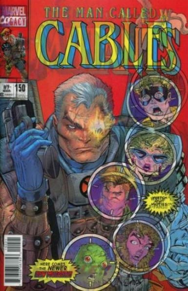 CABLE #150 LENTICULAR VARIANT